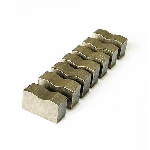 花岗石组合锯刀头